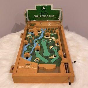 Golf Pinball Game